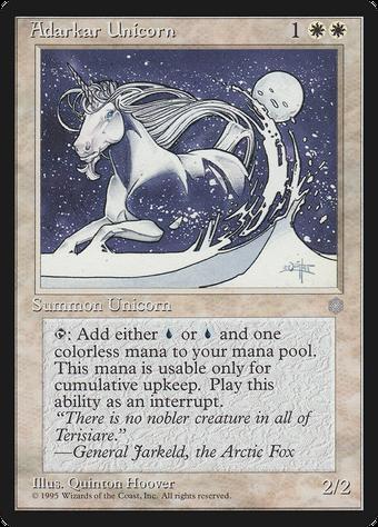 Adarkar Unicorn image
