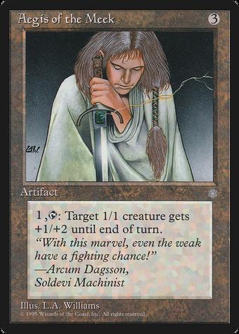 Aegis of the Meek image