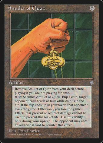 Amulet of Quoz image