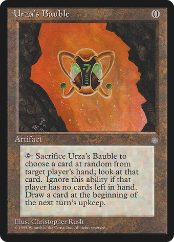 Urza's Bauble image