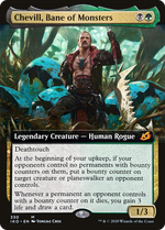 Chevill, Bane of Monsters image