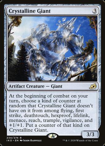 Crystalline Giant image