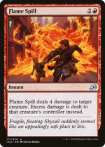 Flame Spill image
