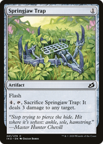 Springjaw Trap image