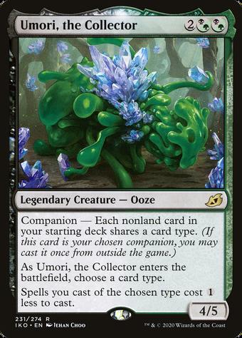 Umori, the Collector image