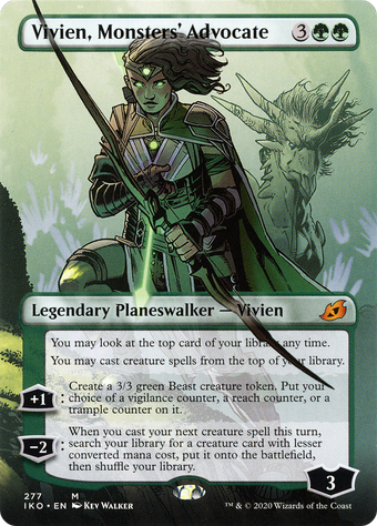 Vivien, Monsters' Advocate image