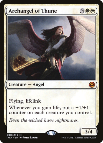 Archangel of Thune image
