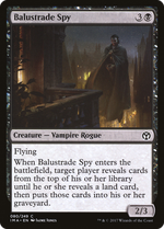 Balustrade Spy image