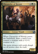 Chronicler of Heroes image