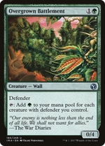 Overgrown Battlement image