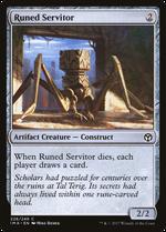 Runed Servitor image