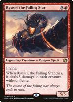Ryusei, the Falling Star image