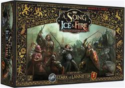 A Song of Ice & Fire - Jogo Base Stark vs Lannister (PRÉ-VENDA. PREVISÃO 12/2019) image