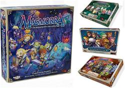 Combo Masmorra Dungeons Of Arcadia + Adventurers Set + Crossover Kit + Monster Dice Set + Sleeves Gr image