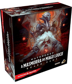 Dungeons & Dragon - Waterdeep: A Masmorra do Mago Louco image
