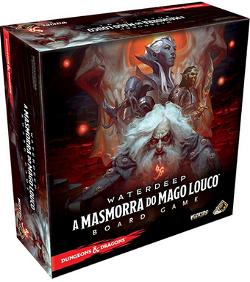 Dungeons & Dragons A Masmorra Do Mago Louco (Pré image