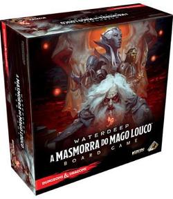DUNGEONS & DRAGONS: A MASMORRA DO MAGO LOUCO image