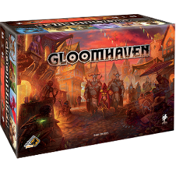 Gloomhaven Boardgame Galapagos Pt Lançamento image