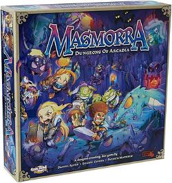 Masmorra: Dungeons Of Arcadia + Arcadia Quest Crossover Kit + Adventurers Set + Monster Set Com Slee image