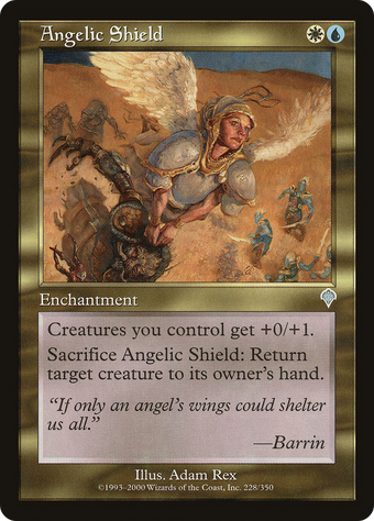 Angelic Shield image