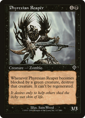 Phyrexian Reaper image