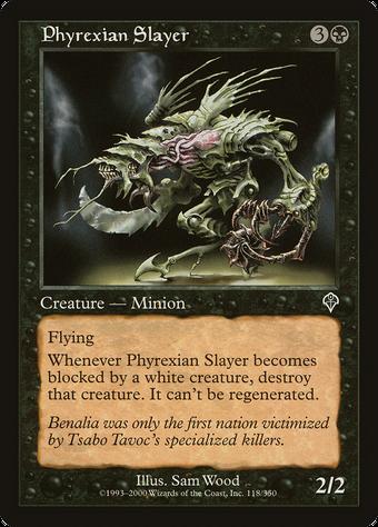 Phyrexian Slayer image