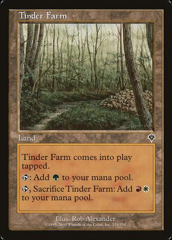 Tinder Farm image