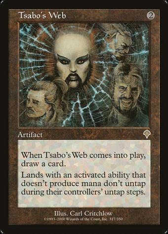 Tsabo's Web image