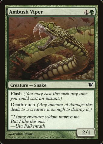 Ambush Viper image