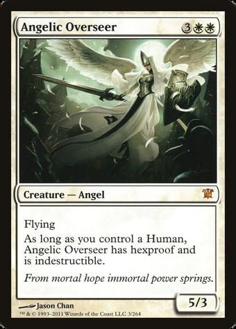 Angelic Overseer image