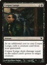 Corpse Lunge image