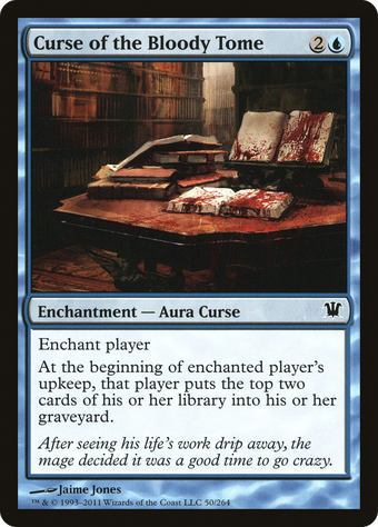 Curse of the Bloody Tome image
