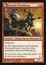 Hanweir Watchkeep // Bane of Hanweir image