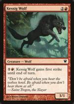 Kessig Wolf image