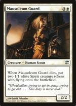 Mausoleum Guard image