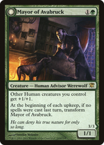 Mayor of Avabruck // Howlpack Alpha image