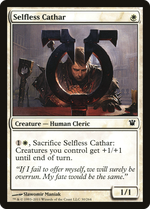 Selfless Cathar image