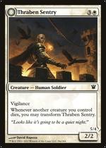 Thraben Sentry // Thraben Militia image
