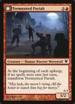 Tormented Pariah // Rampaging Werewolf image