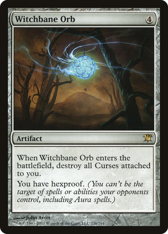 Witchbane Orb image