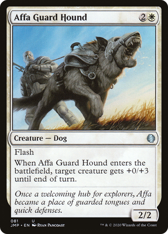Affa Guard Hound image