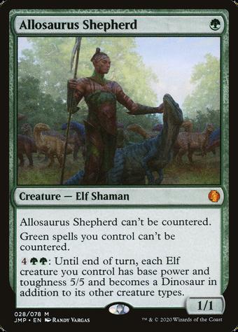 Allosaurus Shepherd image