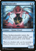 Archaeomender image