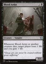 Blood Artist
