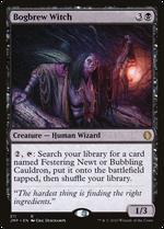 Bogbrew Witch image