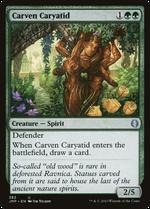 Carven Caryatid image