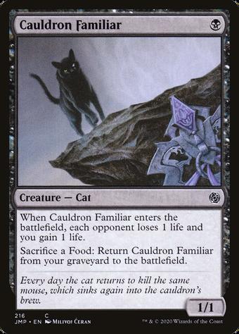Cauldron Familiar image