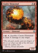 Cinder Elemental image