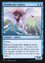Cloudreader Sphinx image