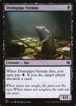 Drainpipe Vermin image